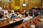 Фотозвіт пленарного засідання 20 сесії міської ради