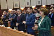 Фотозвіт пленарного засідання 22 сесії міської ради