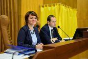 Фотозвіт пленарного засідання 16 сесії міської ради