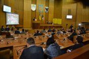 Фотозвіт пленарного засідання 18 сесії міської ради