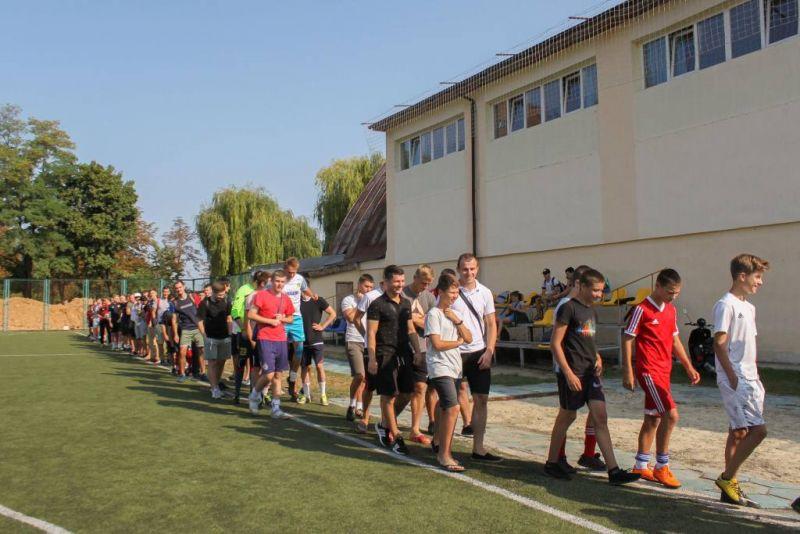 До Дня Незалежності у Франківську провели турнір з міні-футболу (фоторепортаж)