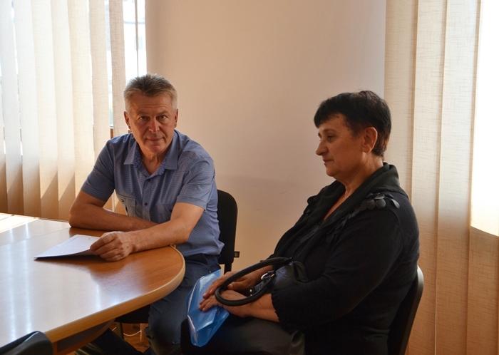 У Франківську відбувся традиційний щотижневий депутатський прийом громадян