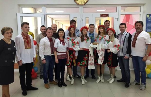 Делегація з Івано-Франківська побувала у Волновасі (фоторепортаж)
